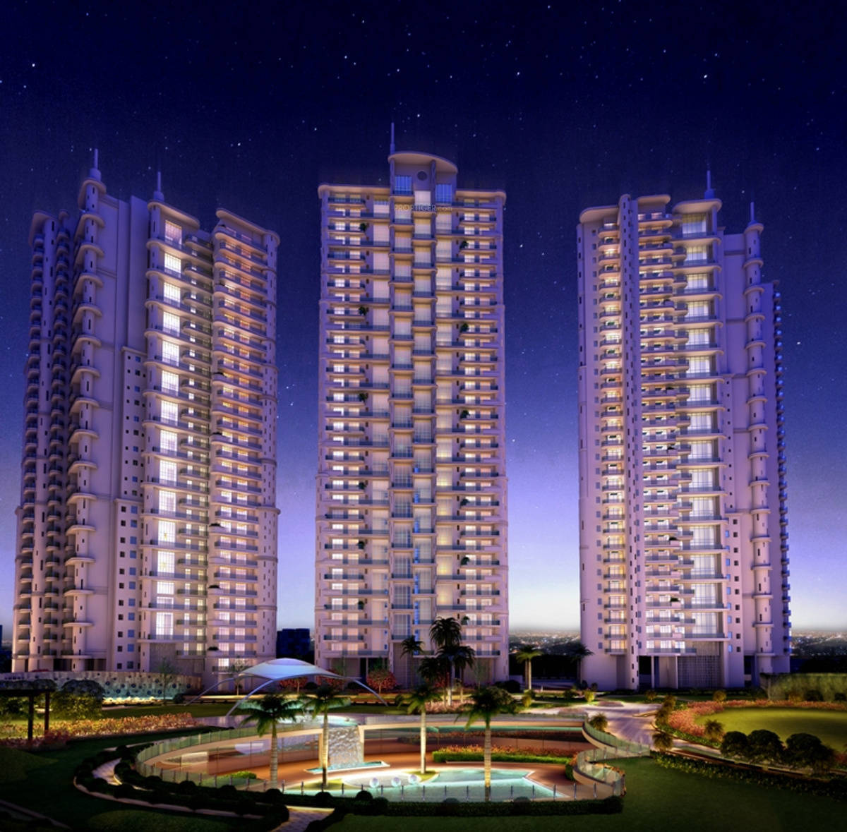 4425 sq ft 4BHK 4BHK+4T (4,425 sq ft) Property By Ajmani Estates In Mezzaria, Sector 78
