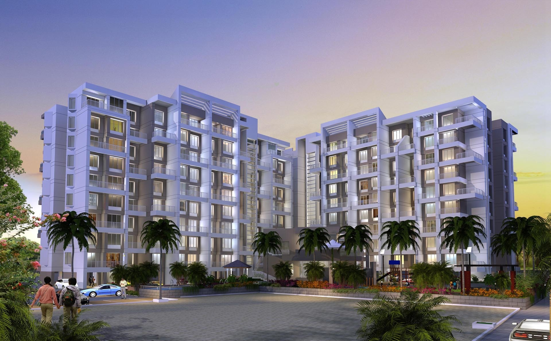 588 sq ft 1BHK 1BHK+1T (588 sq ft) Property By Proptiger In IRA, Undri