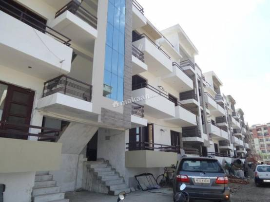 1062 sqft, 2 bhk BuilderFloor in Builder Project Panchkula Sec 20, Chandigarh at Rs. 25.5000 Lacs