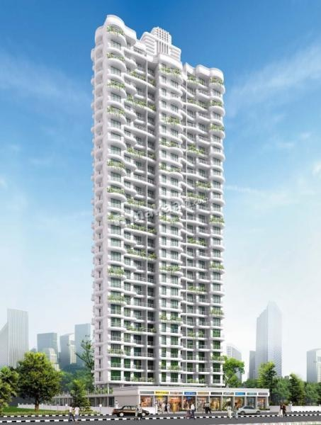 1490 sq ft 3BHK 3BHK+3T (1,490 sq ft) Property By Bhoomi Enterprises In Paradise Sai Spring, Kharghar