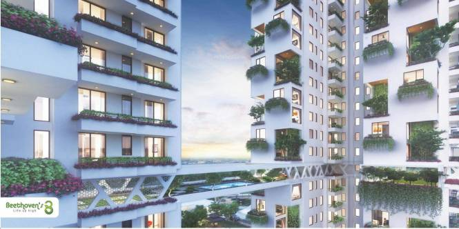 1700 sqft, 3 bhk Apartment in Agrante Beethoven 8 Sector 107, Gurgaon at Rs. 1.0030 Cr