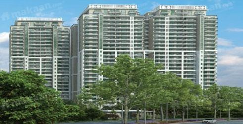 4950 sqft, 5 bhk Apartment in DLF The Crest Sector 54, Gurgaon at Rs. 8.6700 Cr