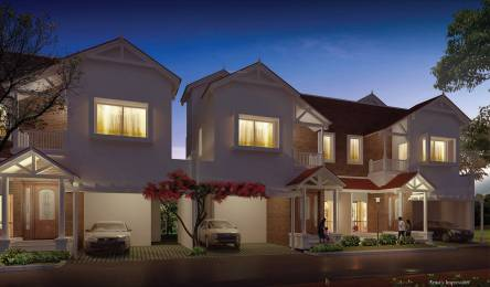 North Facing 4 BHK Villa Available With Reserved Car Parking