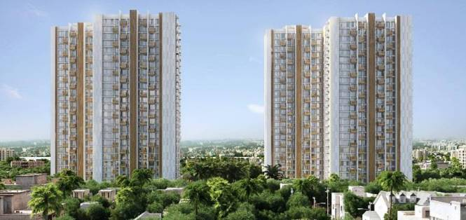 2370 sqft, 3 bhk Apartment in Mahindra Windchimes Bilekahalli, Bangalore at Rs. 1.7408 Cr