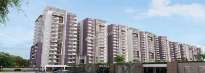 1225 sqft, 2 bhk Apartment in Max Max Heights Majestic Sikar Road, Jaipur at Rs. 33.0750 Lacs