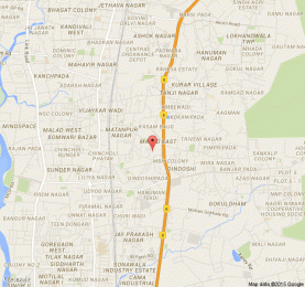 525 sqft, 1 bhk Apartment in Raheja Panchsheel 3 Malad East, Mumbai at Rs. 95.0000 Lacs