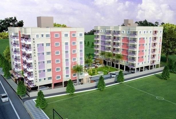 1132 sqft, 3 bhk Apartment in Builder Project Keshtopur, Kolkata at Rs. 36.2240 Lacs