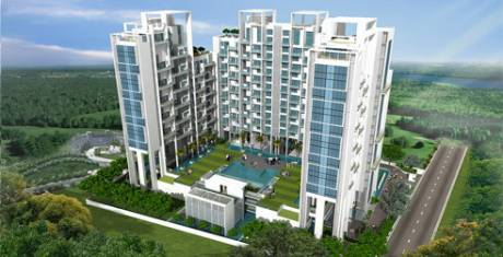 2957 sqft, 3 bhk Apartment in DB Orchid Golf View Yerawada, Pune at Rs. 2.9570 Cr