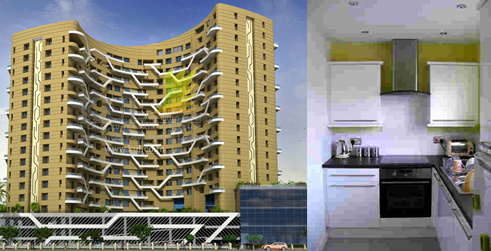 1376 sqft, 2 bhk Apartment in Royal Velstand Phase 2 Kharadi, Pune at Rs. 82.5600 Lacs