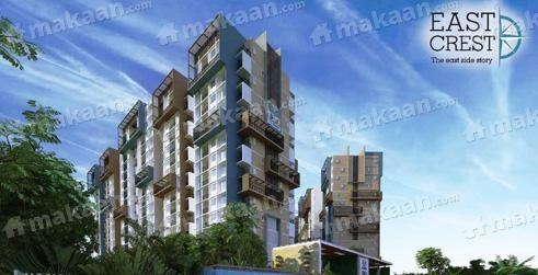 1157 sqft, 2 bhk Apartment in Salarpuria Sattva East Crest Budigere Cross, Bangalore at Rs. 47.3213 Lacs
