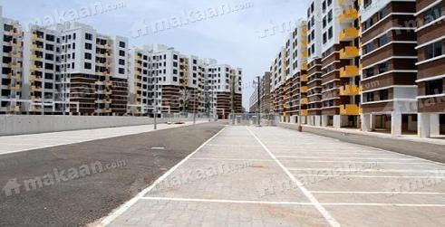 1075 sqft, 2 bhk Apartment in Provident Welworth City Doddaballapur, Bangalore at Rs. 42.6203 Lacs