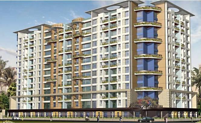 1200 sqft, 3 bhk Apartment in Unique Serenity CHS Mira Road East, Mumbai at Rs. 1.1500 Cr