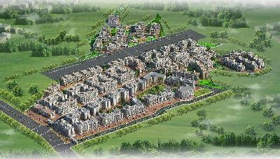 785 sqft, 2 bhk Apartment in Space Space 1 Boisar, Mumbai at Rs. 23.9425 Lacs