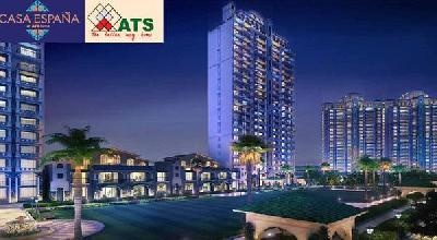 2400 sqft, 3 bhk Apartment in ATS Infrastructure Ltd ATS Casa Espana Sector 121 Mohali, Chandigarh at Rs. 90.0000 Lacs