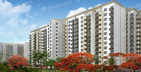1221 sqft, 3 bhk Apartment in DLF Maiden Heights at My Town Jigani, Bangalore at Rs. 55.0000 Lacs