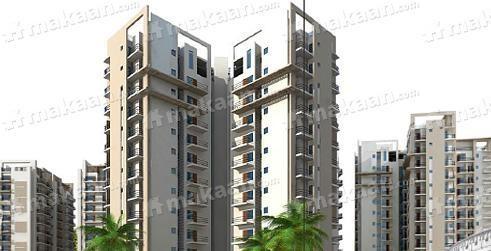 1825 sq ft 3BHK 3BHK+3T (1,825 sq ft) Property By Nirmaaninfratech In Elite Cross, Dhakoli
