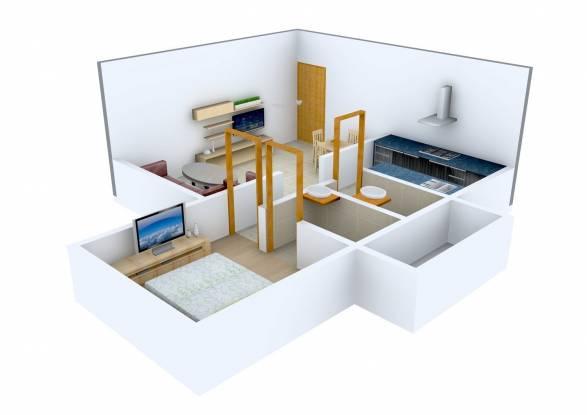 Kamla Aquina (1BHK+1T (720 sq ft) Apartment 720 sq ft)