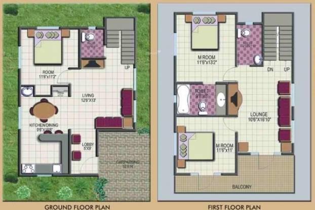 Apna Apna Aangan (3BHK+3T (1,700 sq ft) Villa 1700 sq ft)