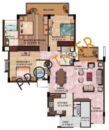 SS Delight and Splendours (3BHK+3T (2,150 sq ft) Apartment 2150 sq ft)