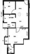Rams Dwaraka (2BHK+2T (640 sq ft) Apartment 640 sq ft)