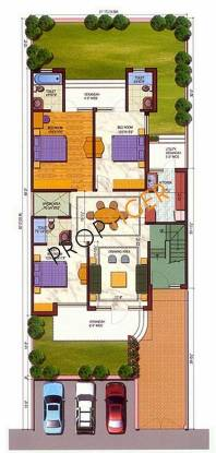Today Homes Todays Blossom 1 (3BHK+3T (1,500 sq ft) Apartment 1500 sq ft)