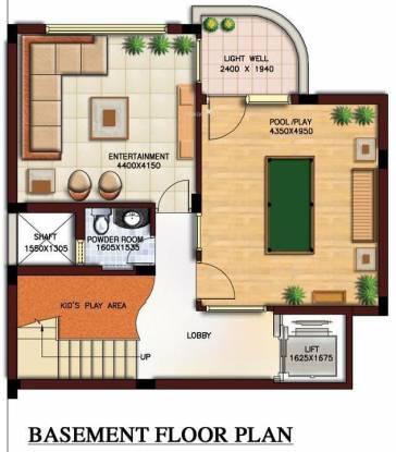 Ansal Florence Abode (4BHK+5T (5,670 sq ft)   Servant Room Villa 5670 sq ft)