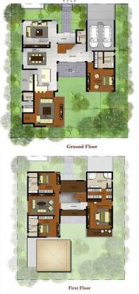 Chaithanya Smaran (4BHK+4T (4,280 sq ft) Villa 4280 sq ft)
