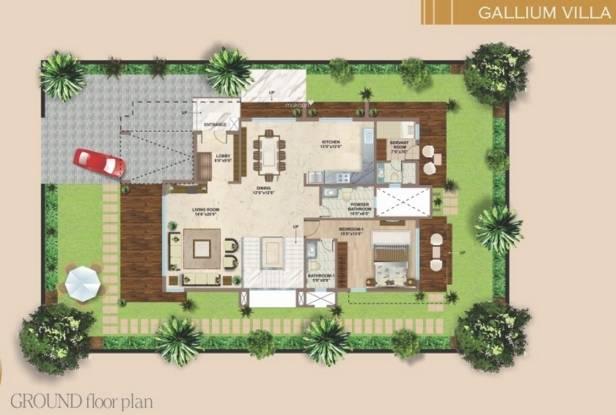 Regency Willows (4BHK+5T (7,000 sq ft) + Servant Room Villa 7000 sq ft)