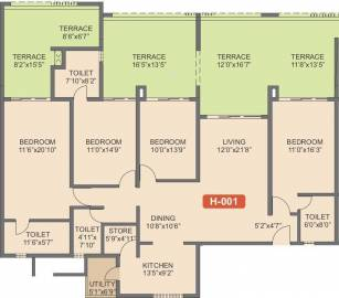 Kritika in dattavadi pune flats for sale in kritika for 2700 square foot house cost