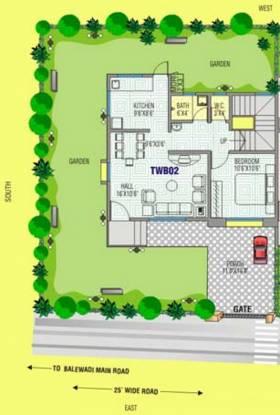 Sanjeevani Sahayog (4BHK+4T (2,780 sq ft) Villa 2780 sq ft)