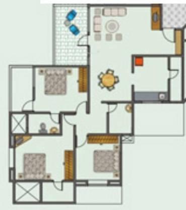 Sanjay Selenite (3BHK+3T (1,508 sq ft) Apartment 1508 sq ft)