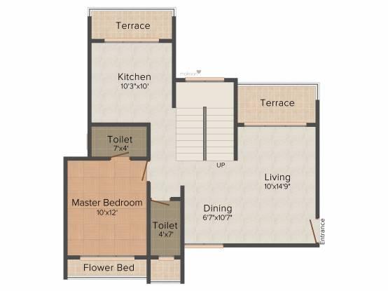 Shree Lifestyle (4BHK+4T (2,085 sq ft) Apartment 2085 sq ft)