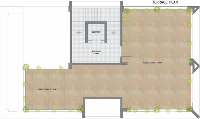 Supreme Palms (4BHK+5T (5,275 sq ft) + Servant Room Villa 5275 sq ft)