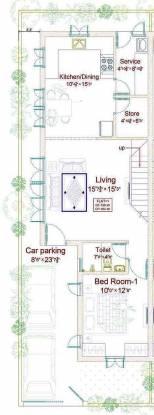 My Ipshita (3BHK+3T (1,910 sq ft)   Study Room Villa 1910 sq ft)