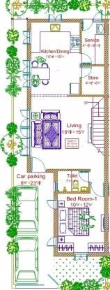 My Ipshita (4BHK+4T (2,140 sq ft)   Study Room Villa 2140 sq ft)