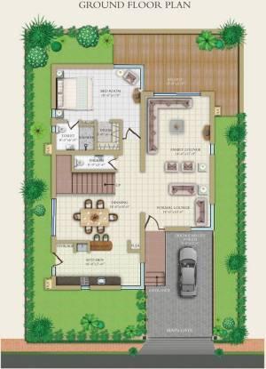NK Villa Scapes (4BHK+4T (2,925 sq ft) Villa 2925 sq ft)