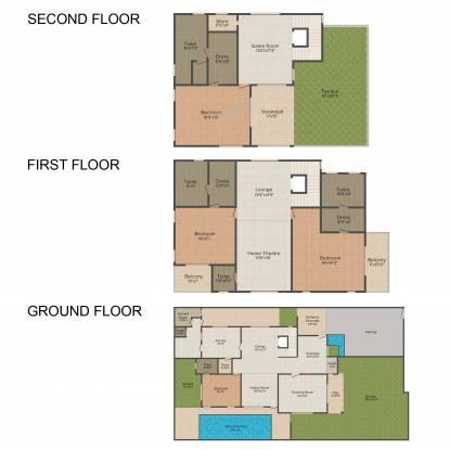Elegance Earth Errita (4BHK+4T (7,875 sq ft) Villa 7875 sq ft)