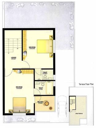 Desai Anand Vihar Bungalows (3BHK+3T (1,800 sq ft) Villa 1800 sq ft)