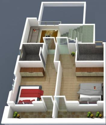 Matoshree Group Matoshree Park Villa Matoshree Group Matoshree Park Villa (2BHK+3T + Pooja Room)
