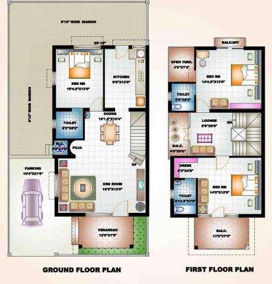 Shree Shree Sadguru Home (3BHK+3T (2,475 sq ft) Villa 2475 sq ft)