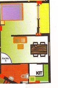 DCJ Homes (1BHK+1T (513 sq ft) Apartment 513 sq ft)