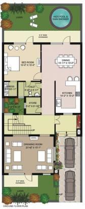 Omaxe Rose Ville (3BHK+4T (3,100 sq ft) + Servant Room Villa 3100 sq ft)