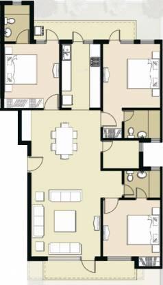 Omaxe Royal View Executive (3BHK+3T (1,740 sq ft) Apartment 1740 sq ft)