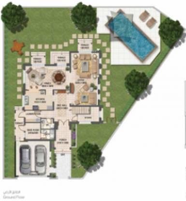 Midas Rahat Villas (3BHK+4T (3,716 sq ft) + Servant Room Villa 3716 sq ft)