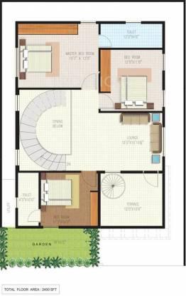 Sardar Villas (4BHK+4T (2,400 sq ft) Villa 2400 sq ft)