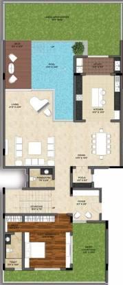 Krishna Elicia (3BHK+4T (4,400 sq ft) Apartment 4400 sq ft)
