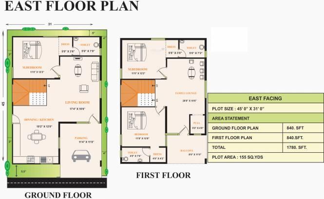 Mytri Sri Mytri Villas (3BHK+3T (1,780 sq ft)   Pooja Room Villa 1780 sq ft)