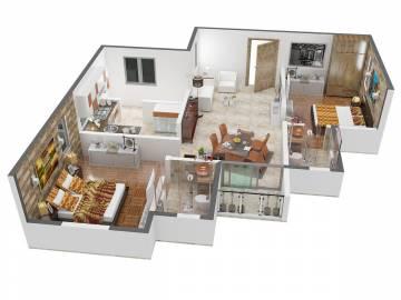 1015 sq ft - Midland House Plans