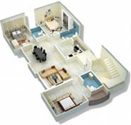 Al Najm Builders Bangalore Royal Star (3BHK+2T (1,500 sq ft) Apartment 1500 sq ft)