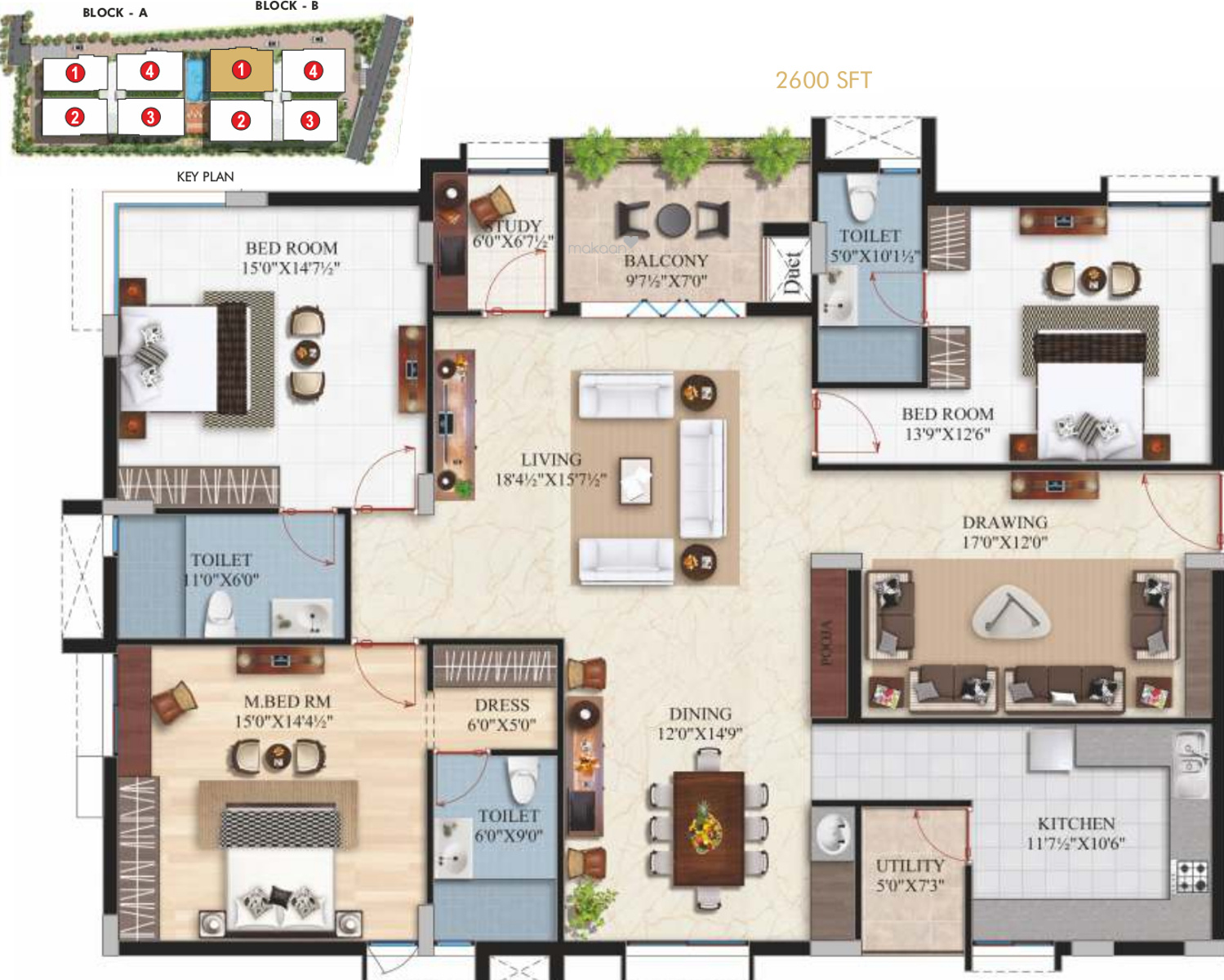 Apartment Floor Plans In Hyderabad apartment floor plans in hyderabad ark homes 2 bhk 1075 sqft for